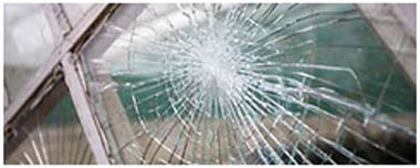 Montrose Smashed Glass